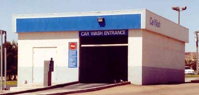 Baker's Chevron Car Wash