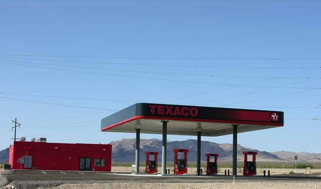 Texaco Mini Mart:  US 93 North